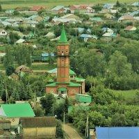 Главный Мечеть Стерлибашевского района. :: Рустам Ягафаров