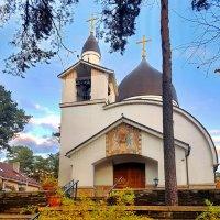 Храм Рождества Пресвятой Богородицы :: Андрей Зайцев