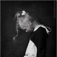 Девочка из Зазеркалья :: Борис Борисенко