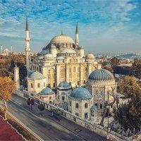 Мечеть Шехзаде в Стамбуле. Работа Синана :: Ирина Лепнёва
