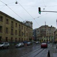 Улица   Городоцкая   в   Львове :: Андрей  Васильевич Коляскин