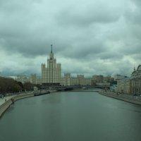 Москва моя. :: Ирина Лебедева