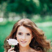 Очарование невесты :: Оксана Денисова