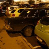 Наши паркуются вот так. :: Alexey YakovLev
