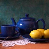 чай с лимоном :: scbi