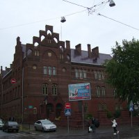 Административное   здание  в   Львове :: Андрей  Васильевич Коляскин
