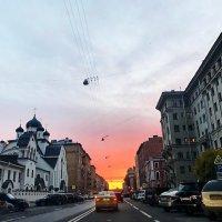Утренний Петербург :: Александр