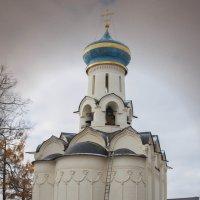 Духовская церковь Свято-Троицкой Сергиевой Лавры :: Виктор (Victor)