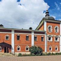 Церковь Успения Пресвятой Богородицы. :: Александр Качалин