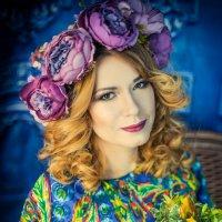 """Девушка """"Весна"""" :: Галинка"""
