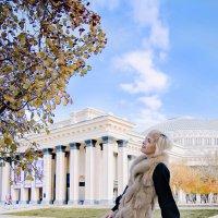 Осень в городе :: Ольга Степанова