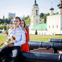 Юля и Сергей. :: Elena Vershinina