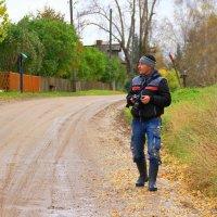Счастливый фотограф... :: Александр Широнин