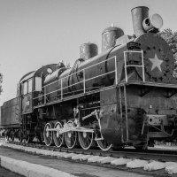 Памятник железнодорожникам Гражданской и Великой Отечественной войн :: Ruslan