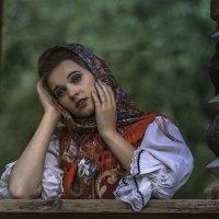Девушка :: Андрей Лукашенко