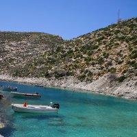 Лодки в лагуне :: M Marikfoto