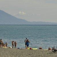 Может махнем в Абхазию? :: Светлана Винокурова