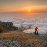 над облаками :: Алексей Яковлев