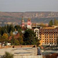 Кисловодск. Вид с Каскадной лестницы :: Нина Бутко