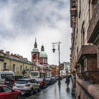 Улица Пестеля :: Сергей Карачин