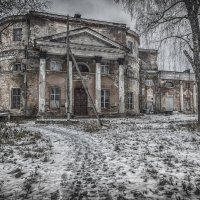Отголоски прошлого :: Андрей Неуймин