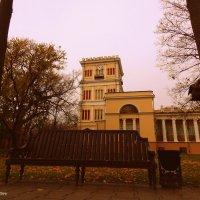 Башня с часами во дворце Румянцевых и Паскевичей :: Сашко Губаревич
