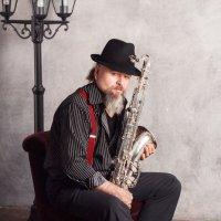 Я и мой саксофон :: Алексей Мамаев