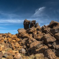 В кратере вулкана Тейде 3 :: Андрей Бондаренко