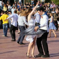 кружево танца :: Олег Лукьянов