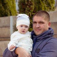 Отец и дочь :: Оксана