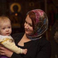 Крещение :: Аркадий Назаров