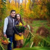 Осенняя пора... :: Анна Дрючкова