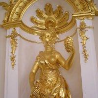 Интерьер Большого Петергофского дворца :: Дмитрий Солоненко
