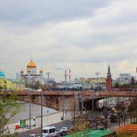 Пасмурная Москва. :: Иван