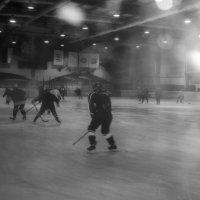Трус не играет в хоккей... Девушки) :: isanit Sergey Breus