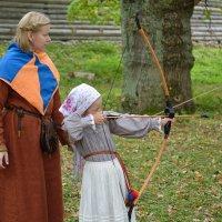 Конный праздник в Витославлицах (этюд 23) :: Константин Жирнов