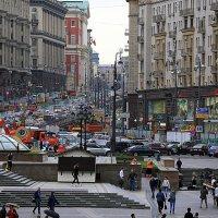 ритмы большого города :: Олег Лукьянов