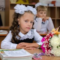 in school :: Николай Колобов