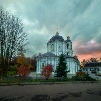 Церковь Иконы Божьей Матери Живоносный Источник :: Dmitrii Гирев