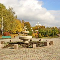 В осеннем парке :: Андрей K.