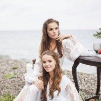 вика и Настя :: Евгения Лисина