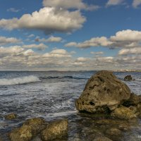 Запах моря... :: Александр Пушкарёв