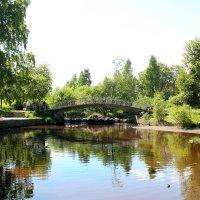 парк :: Ольга Зубова