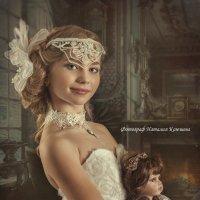 даже в маленькой женщине есть загадка... :: Наталия Каюшева