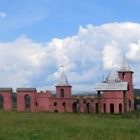 Крепость для детей :: Вера Щукина