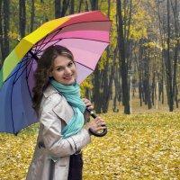 Счастливая осень :: Юлия Фалей