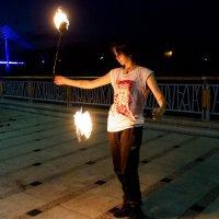 Зажги этой ночью :: Дмитрий Сиялов