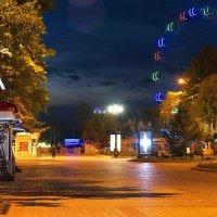 Вечерний парк, г. Хабаровск :: Оксана