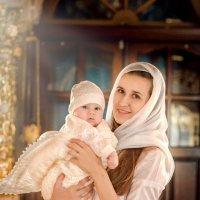 Крещение :: Екатерина Александровна