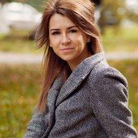 Девушка-осень :: Юлия Schitova